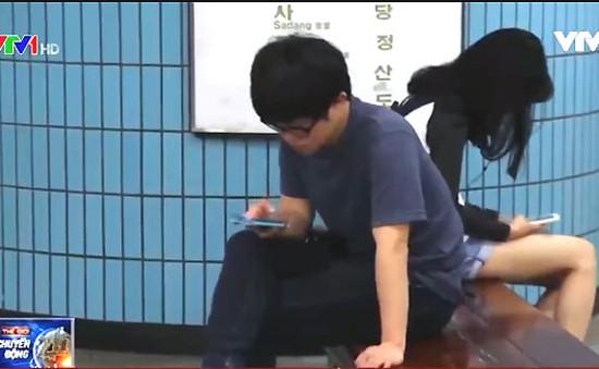 Hàn Quốc đối phó với tình trạng nghiện công nghệ ở trẻ em