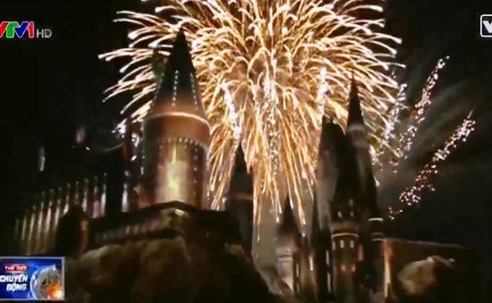 Hoành tráng công viên Harry Potter tại Los Angeles, Mỹ