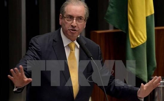 Brazil tước tư cách nghị sĩ của cựu Chủ tịch Hạ viện