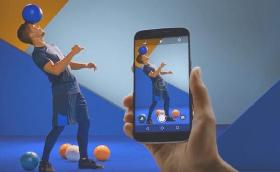 """Motorola """"thổi phồng"""" sức mạnh của Moto G4, G4 Plus qua video quảng cáo mới"""