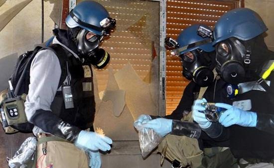 Liên Hợp Quốc công bố báo cáo về vũ khí hóa học Syria