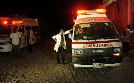 Xả súng đẫm máu tại Somali, 19 người thiệt mạng