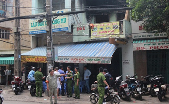 TP HCM: Nghi án thanh niên dùng xăng phóng hỏa đốt người tình