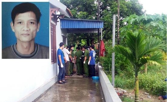 Tóm gọn nghi phạm vụ thảm sát 4 bà cháu ở Quảng Ninh