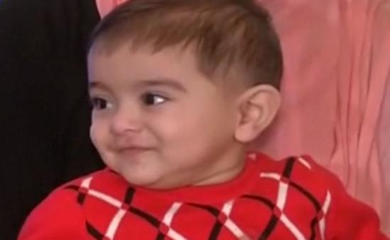 Bé trai 8 tháng tuổi ở Ấn Độ trở thành người hiến tủy nhỏ nhất thế giới