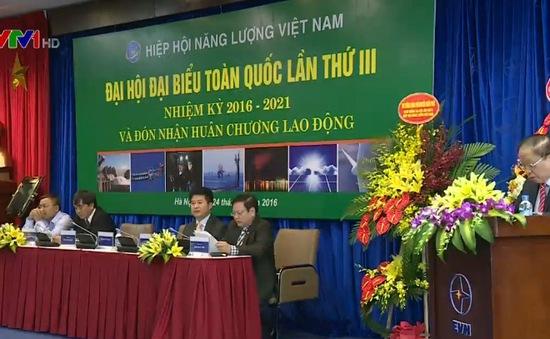 Đại hội Hiệp hội Năng lượng Việt Nam