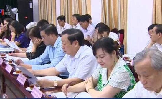 Hà Nội chọn 38 người đủ tiêu chuẩn ứng cử đại biểu Quốc hội khoá XIV