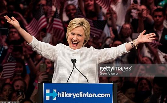Chặng đường dài của nữ ứng viên Tổng thống Mỹ đầu tiên Hillary Clinton