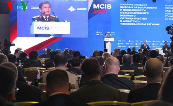 Khai mạc Hội nghị An ninh Quốc tế Moscow 2016