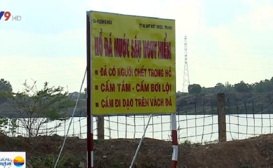 Bình Dương: Thêm một vụ đuối nước tại Hồ Đá