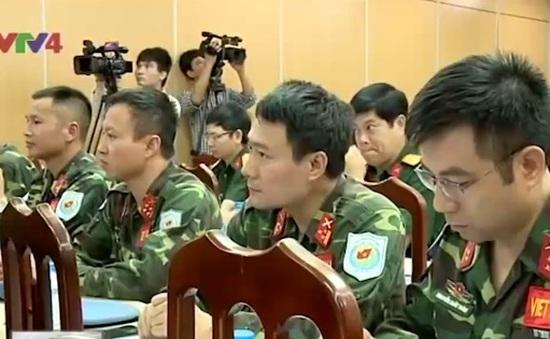 Hai năm, Việt Nam đã cử 12 cán bộ tham gia hoạt động gìn giữ hòa bình LHQ