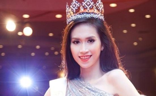 Báo nước ngoài viết gì về khả năng nói tiếng Anh của Hoa hậu Thu Vũ?