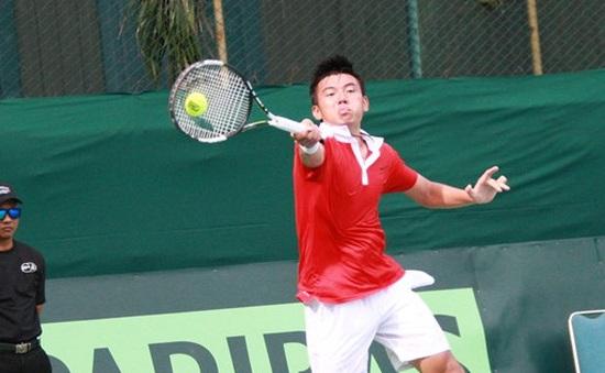 Lý Hoàng Nam mở màn ấn tượng ở giải F3 Men Futures