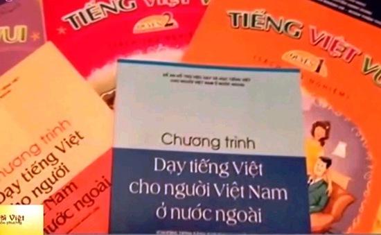 Dạy và học tiếng Việt ở nước ngoài còn nhiều khó khăn