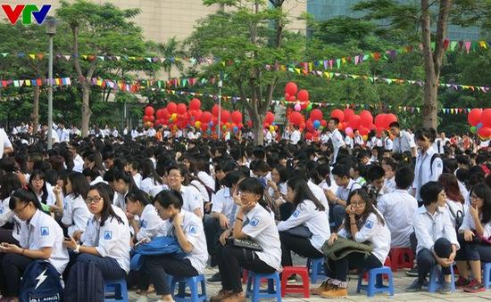 Ngày 15/8, bắt đầu ngày tựu trường năm học 2016 - 2017