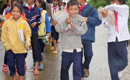 Sóc Trăng: Học sinh lớp 6 bị trả về lớp 1