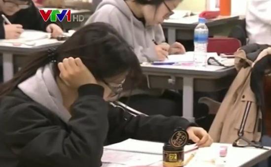 Học sinh châu Á tiếp tục dẫn đầu thế giới về Toán và Khoa học
