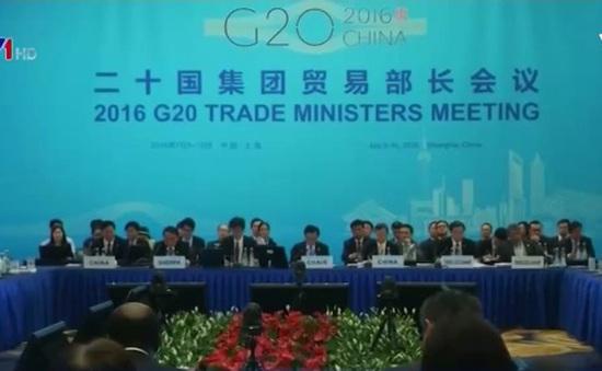 Khai mạc Hội nghị Bộ trưởng Thương mại G20 tại Trung Quốc