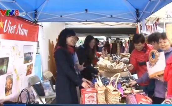 Việt Nam tham dự Hội chợ quyên góp từ thiện tại LHQ