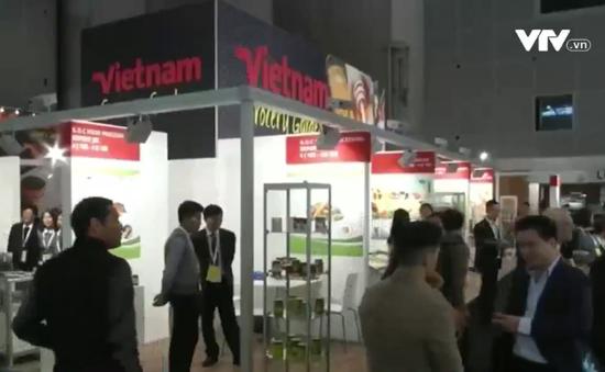 Việt Nam tham gia Hội chợ Thực phẩm quốc tế Paris SIAL 2016
