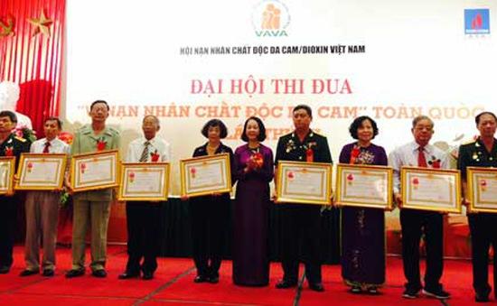 Đại hội thi đua Vì Nạn nhân chất độc da cam/dioxin toàn quốc lần thứ 3