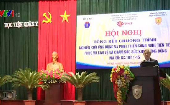 Ghép tạng Việt Nam đạt trình độ tương đương thế giới