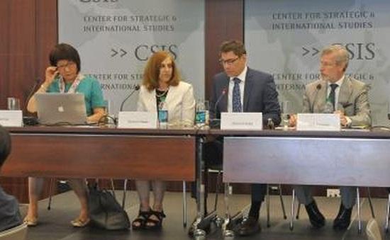 Hội thảo Biển Đông 2016: Diễn giả quốc tế ca ngợi phán quyết của PCA vụ Philippines kiện Trung Quốc