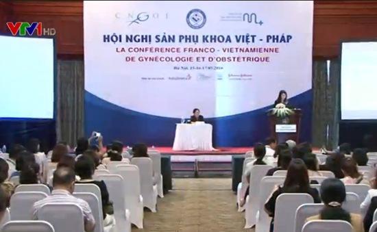 Hội nghị sức khỏe sinh sản Việt-Pháp chú trọng sức khỏe phụ nữ sau tuổi 30