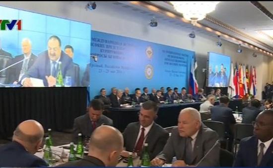 Việt Nam tham gia Hội nghị An ninh quốc tế