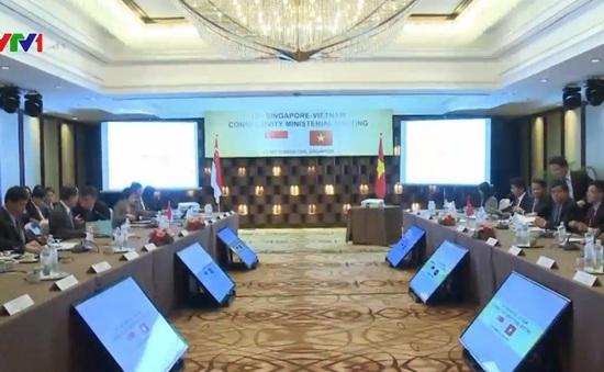 Thúc đẩy hợp tác kinh tế Việt Nam - Singapore