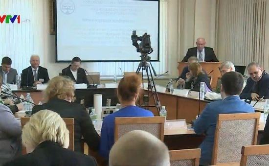 Hội thảo quốc tế về Biển Đông tại Nga