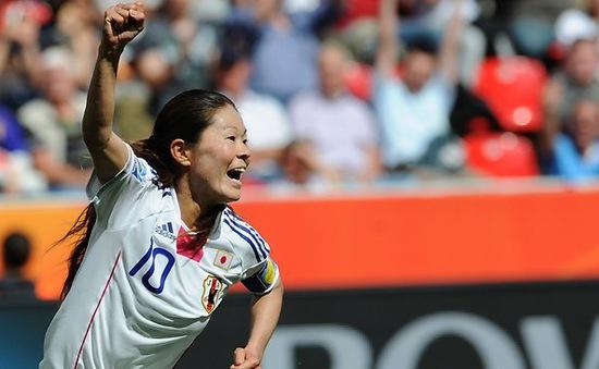 VIDEO: Homare Sawa - Huyền thoại của bóng đá nữ Nhật Bản