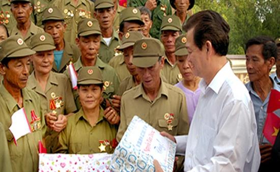 Hơn 437 tỷ đồng quà Tết cho người nghèo và gia đình chính sách