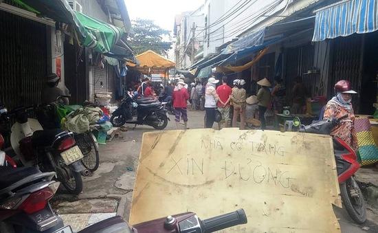 TP.HCM: Hỗn chiến tại chợ, 4 người thương vong
