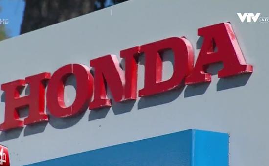 Honda thu hồi 350.000 xe Civic tại thị trường Mỹ