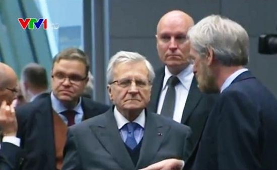 ECB họp bàn về tình hình Hy Lạp và Brexit