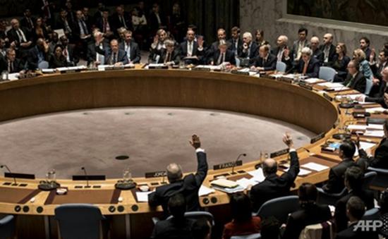 HĐBA LHQ chưa đưa ra nghị quyết mới về trừng phạt Triều Tiên