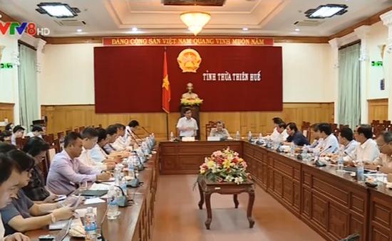 Bộ Văn hóa, Thể thao và Du lịch làm việc với tỉnh Thừa Thiên Huế