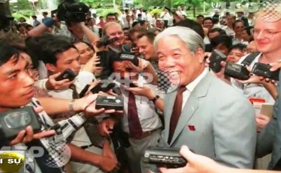 Những phóng viên nước ngoài tại Việt Nam thời kỳ đầu đổi mới