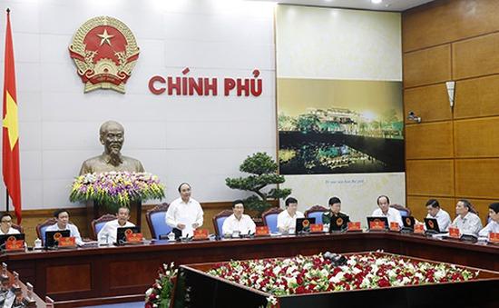 Lập tổ công tác kiểm tra việc thực hiện chỉ đạo của Thủ tướng