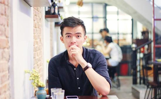 Café sáng cuối tuần: Gặp gỡ blogger điển trai Lý Thành Cơ