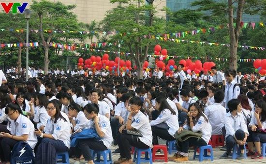 TP.HCM công bố số liệu đăng ký dự thi lớp 10 công lập