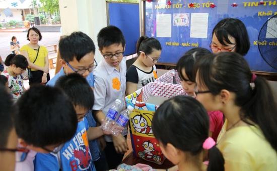 Trường THCS-THPT Nguyễn Tất Thành, Hà Nội: Trải nghiệm những giờ học hấp dẫn