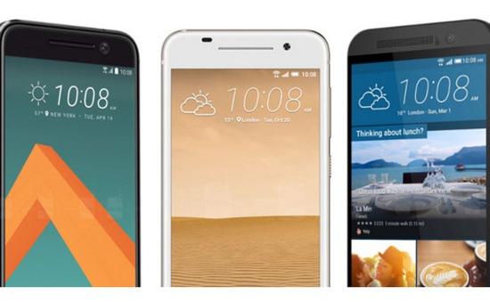 HTC 10, HTC One A9, HTC One M9 – Đi tìm sự khác biệt