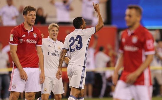"""VIDEO Real Madrid 1-0 Bayern Munich: Danilo hạ sát """"Hùm xám"""""""