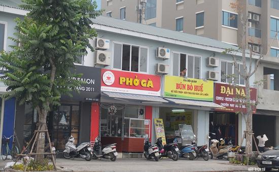 """Cận cảnh phố Lê Trọng Tấn khi bỏ dần """"đồng phục"""" biển hiệu"""