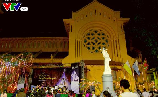 Những nhà thờ đón Giáng sinh lý tưởng tại Hà Nội