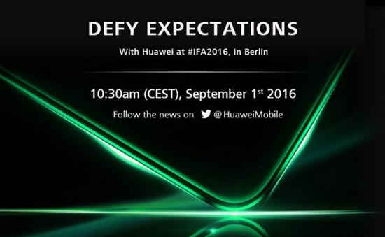 Huawei Mate 9 sẽ ra mắt tại IFA 2016 ngày 1/9?