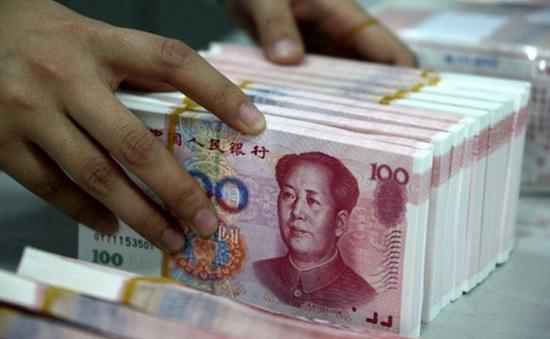 Trung Quốc nâng tỷ giá đồng nội tệ mạnh nhất trong 11 năm