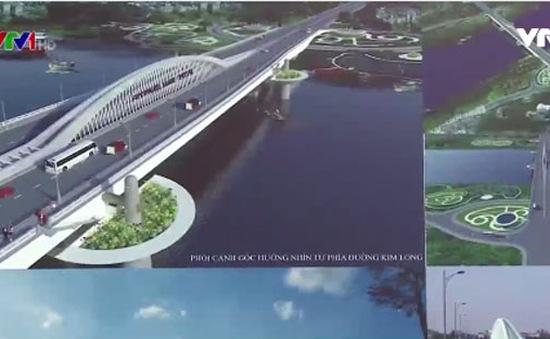 Lấy ý kiến người dân về dự án cầu vượt sông Hương
